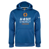 Under Armour Royal Performance Sweats Team Hoodie-Ambit Energy Canada