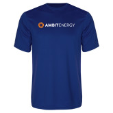 Syntrel Performance Royal Tee-Ambit Energy