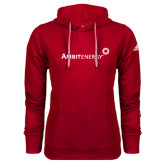 Adidas Climawarm Red Team Issue Hoodie-