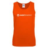 Orange Tank Top-Ambit Energy
