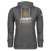 Adidas Climawarm Charcoal Team Issue Hoodie-Ambit Energy Canada