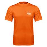 Performance Orange Tee-
