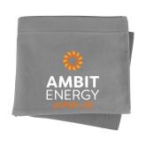 Grey Sweatshirt Blanket-Ambit Energy Japan