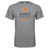 Grey T Shirt-Ambit Energy Canada