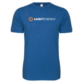 Next Level SoftStyle Royal T Shirt-Ambit Energy