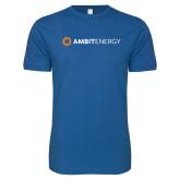 Next Level SoftStyle Royal T Shirt-Ambit Energy