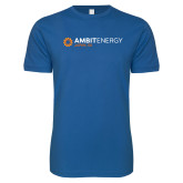 Next Level SoftStyle Royal T Shirt-Ambit Energy Japan