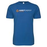 Next Level SoftStyle Royal T Shirt-Ambit Energy Japan