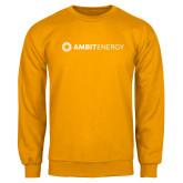 Gold Fleece Crew-Ambit Energy
