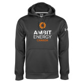 Under Armour Carbon Performance Sweats Team Hoodie-Ambit Energy Canada