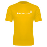 Syntrel Performance Gold Tee-