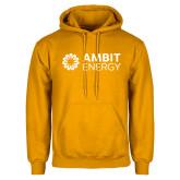 Gold Fleece Hoodie-Ambit Energy