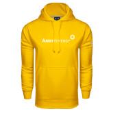 Under Armour Gold Performance Sweats Team Hood-