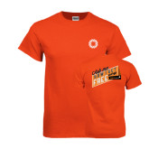 Orange T Shirt-Ask Me How