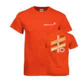Orange T Shirt-Save Money Make Money