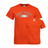 Orange T Shirt-Ambit Energy 2006