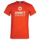 Orange T Shirt-Ambit Energy