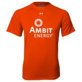 Under Armour Orange Tech Tee-