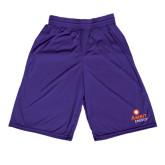 Performance Classic Purple 9 Inch Short-
