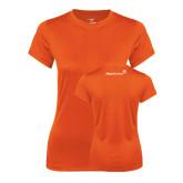 Ladies Syntrel Performance Orange Tee-