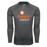 Under Armour Carbon Heather Long Sleeve Tech Tee-