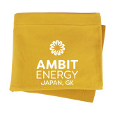 Gold Sweatshirt Blanket-Ambit Energy Japan