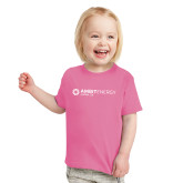Toddler Fuchsia T Shirt-Ambit Energy Japan