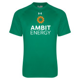 Under Armour Kelly Green Tech Tee-Ambit Energy