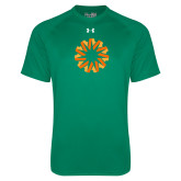 Under Armour Kelly Green Tech Tee-Spark