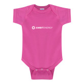Fuchsia Infant Onesie-Ambit Energy