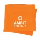 Orange Sweatshirt Blanket-Ambit Energy