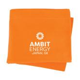 Orange Sweatshirt Blanket-Ambit Energy Japan