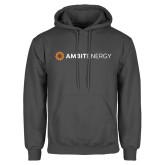 Charcoal Fleece Hoodie-Ambit Energy