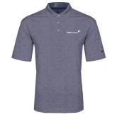 Nike Golf Dri Fit Navy Heather Polo-