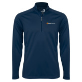 Syntrel Navy Interlock 1/4 Zip-Ambit Energy