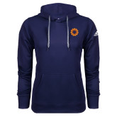 Adidas Climawarm Navy Team Issue Hoodie-Spark