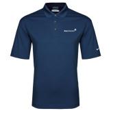 Nike Golf Tech Dri Fit Navy Polo-
