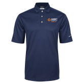 Nike Golf Tech Dri Fit Navy Polo-Ambit Energy Japan