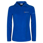 Columbia Ladies Half Zip Royal Fleece Jacket-Ambit Energy
