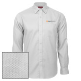Red House White Diamond Dobby Long Sleeve Shirt-Ambit Energy