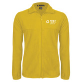 Fleece Full Zip Gold Jacket-Ambit Energy Japan