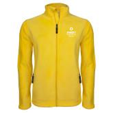 Fleece Full Zip Gold Jacket-Ambit Energy Canada