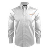 Red House White Dobby Long Sleeve Shirt-
