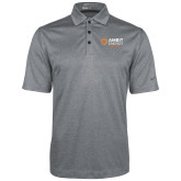 Nike Golf Dri Fit Charcoal Heather Polo-Ambit Energy Japan