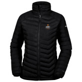 Columbia Lake 22 Ladies Black Jacket-Ambit Energy Canada