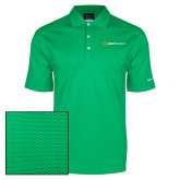 Nike Dri Fit Vibrant Green Pebble Texture Sport Shirt-Ambit Energy
