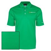 Nike Dri Fit Vibrant Green Pebble Texture Sport Shirt-Ambit Energy