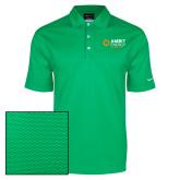 Nike Dri Fit Vibrant Green Pebble Texture Sport Shirt-Ambit Energy Japan