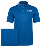 Callaway Magnetic Blue Jacquard Polo-Ambit Energy Japan