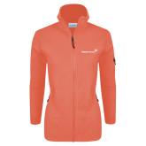 Columbia Ladies Full Zip Coral Fleece Jacket-